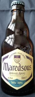 Maredsous 10 Tripel  - Abbey Tripel