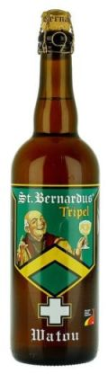 St. Bernardus Tripel - Abbey Tripel