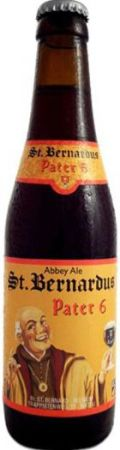 St. Bernardus Pater 6 - Abbey Dubbel