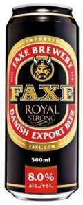 Faxe Royal Export - Pilsener