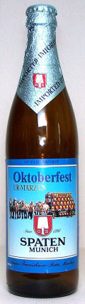 Spaten Oktoberfest Ur-Mrzen - Oktoberfest/Mrzen