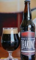 Drakes Drakonic Imperial Stout - Imperial Stout