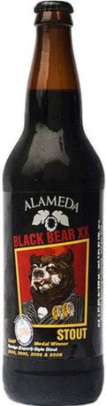 Alameda Black Bear XX Stout - Foreign Stout