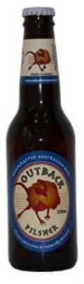 Outback Pilsner - Pale Lager