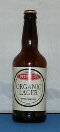 Pitfield Organic Lager - Premium Lager