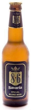 Bavaria 8.6 Special Blond Beer  - Strong Pale Lager/Imperial Pils