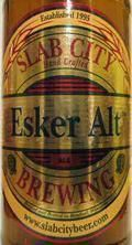 Slab City Esker Alt - Altbier