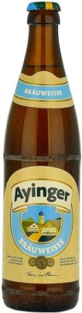 Ayinger Bru-Weisse - German Hefeweizen