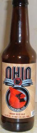 Ohio Brewing Cardinal Ale - Amber Ale