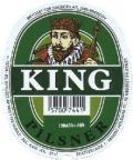 King Pilsner &#40;Denmark&#41; - Pale Lager