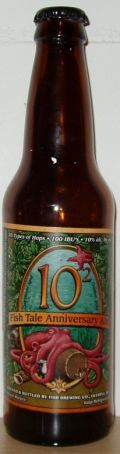Fish Tale Anniversary Ale - 10 - Barley Wine