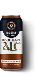 Big Rock Traditional Ale - Amber Ale