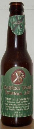 Dogfish Head Immort Ale - Barley Wine