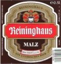 Reininghaus Malz - Dunkel/Tmav