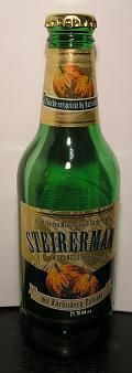 Steirerman Wellness-Bier mit Krbiskern-Extrakt - Spice/Herb/Vegetable
