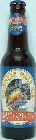 Metolius Brookie Pale Ale - American Pale Ale