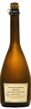 Cidre Dupont Rserve - Cider