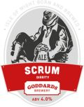 Goddards Scrumdiggity Bitter - Bitter
