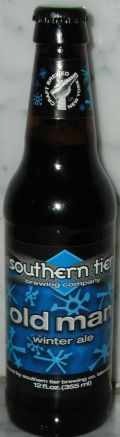 Southern Tier Old Man Winter Ale - Old Ale