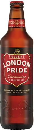 Fullers London Pride &#40;Pasteurised&#41; - Premium Bitter/ESB