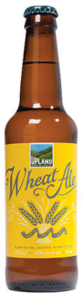 Upland Wheat Ale - Belgian White &#40;Witbier&#41;