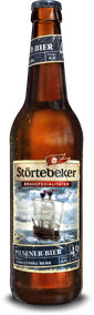 Strtebeker Pilsener - Pilsener