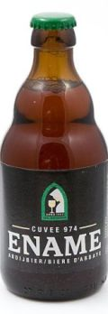 Ename Cuve 974 - Belgian Strong Ale