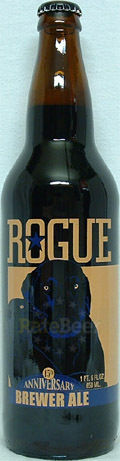 Rogue Brewer - Black IPA