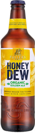 Fullers Organic Honey Dew &#40;Pasteurised&#41; - Golden Ale/Blond Ale