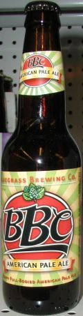 Bluegrass American Pale Ale - American Pale Ale