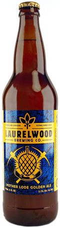 Laurelwood Mother Lode Golden Ale - Golden Ale/Blond Ale