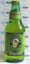 Woodchuck Granny Smith Draft Cider - Cider
