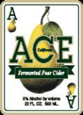 Ace Pear Cider - Perry