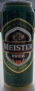Meister Lager - Pale Lager