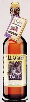 Allagash Tripel Reserve - Abbey Tripel