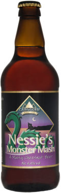 Cairngorm Nessies Monster Mash &#40;Bottle&#41; - Bitter