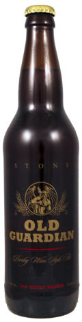 Stone Old Guardian &#40;Vintages 2004 and later&#41; - Barley Wine