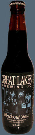 Great Lakes Blackout Stout - Imperial Stout