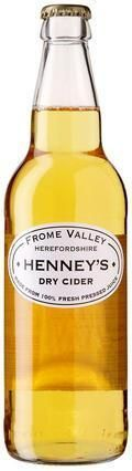 Henneys Frome Valley Herefordshire Dry Cider - Cider