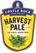 Castle Rock Harvest Pale &#40;Cask&#41; - Golden Ale/Blond Ale