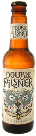 Odell Double Pilsner - Strong Pale Lager/Imperial Pils