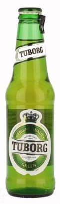 Tuborg Grn &#40;Green&#41; - Pilsener