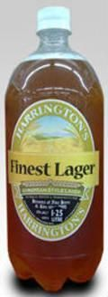 Harringtons Finest Lager - Premium Lager