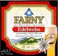 Farny Edelweiss - German Hefeweizen