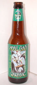 Heavy Seas Small Craft Warning ber Pils - Strong Pale Lager/Imperial Pils