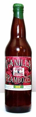 TBK Production Works Vanilla Frambozen Raspberry Ale - Fruit Beer