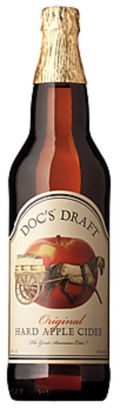 Docs Draft Hard Apple Cider - Cider