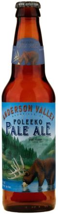 Anderson Valley Poleeko Gold Pale Ale - American Pale Ale