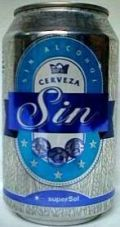 Supersol Lager Sin - Low Alcohol