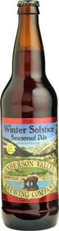 Anderson Valley Winter Solstice - Spice/Herb/Vegetable